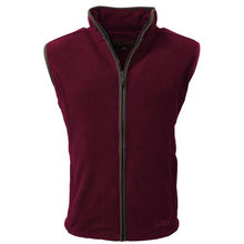 Load image into Gallery viewer, Mens Game Stanton Fleece Gilet