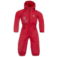 Load image into Gallery viewer, Kids Trespass Dripdrop Padded Waterproof All-In-One Suit