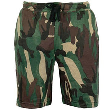 Load image into Gallery viewer, Mens Game Camouflage Fleece Angling Fishing Shorts