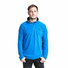 Load image into Gallery viewer, Mens Trespass Blackford Microfleece Zip Top