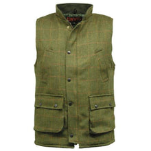 Load image into Gallery viewer, Men\'s Game Tweed Gilet