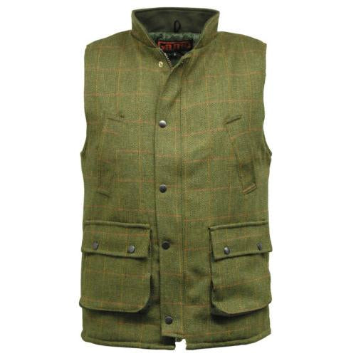 Men\'s Game Tweed Gilet