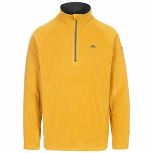 Mens Trespass Blackford Microfleece Zip Top