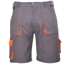 Load image into Gallery viewer, Portwest TEXO Contrast Cargo Shorts TX14