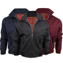 Load image into Gallery viewer, Kids Harrington Classic Retro Bomber Jacket