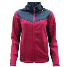 Load image into Gallery viewer, Womens Windproof Softshell Jacket HY17263