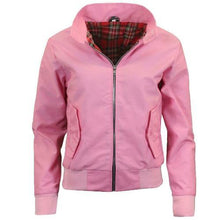 Load image into Gallery viewer, Ladies Classic Vintage Harrington Jacket
