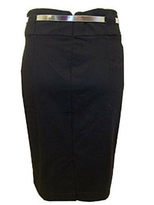 Black Autograph Chino Belted Skirts