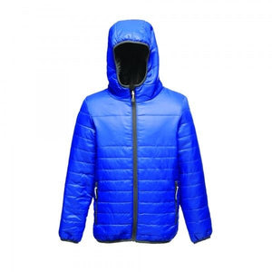 Kids Boys Girls Regatta Stormforce Padded Coat