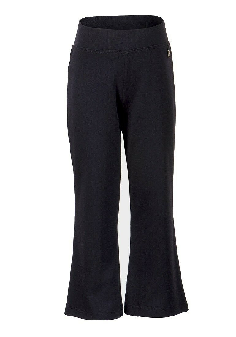 Navy Elasticated Waist Pull On School Trousers