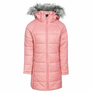 Trespass Girls Elimore Padded Hooded Casual Coat