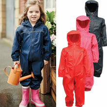 Load image into Gallery viewer, Kids Regatta Unisex Breathable Rain Suit