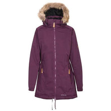 Load image into Gallery viewer, Ladies Trespass Celebrity Waterproof Padded Coat