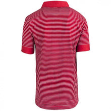 Load image into Gallery viewer, Red & White Multi Stripe T-Shirt Top