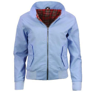 Ladies Classic Vintage Harrington Jacket