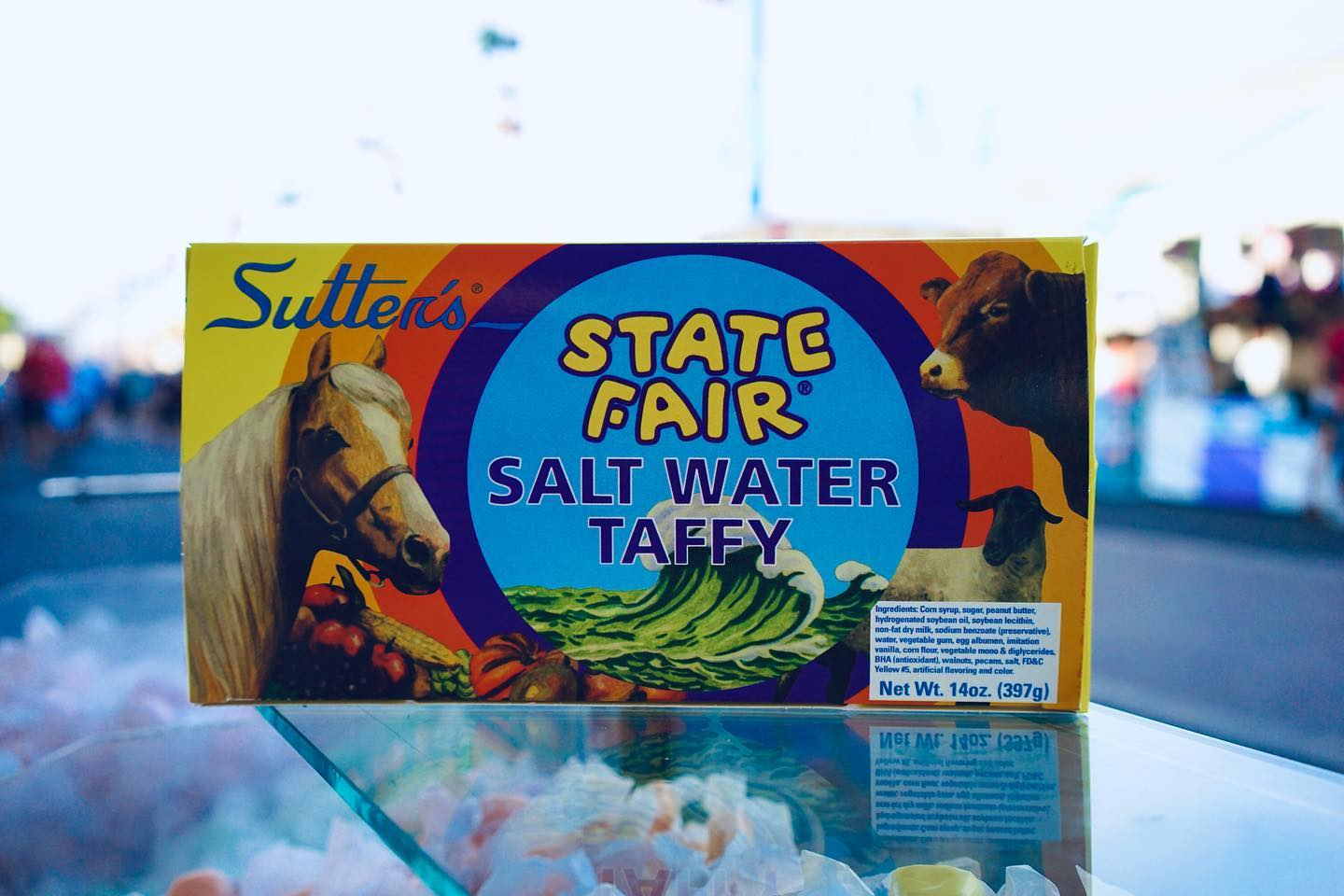 Sutter's State Fair Taffy