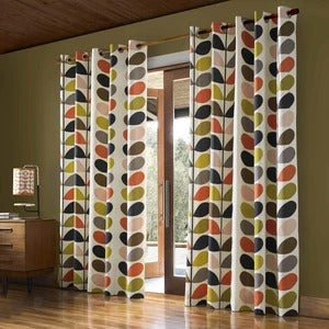 Orla Kiely-Curtains