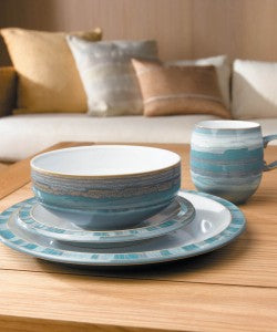 Denby Azure Coast Collection