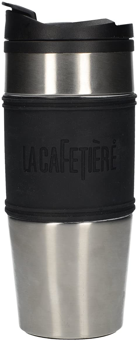 La Cafetiere Travel Flask 450ml - Silver