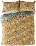 CHATEAU BLOSSOM DUVET COVER SET CUSHION & DOOR STOP