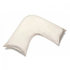 Belledorm Orthopaedic V-Shape Pillowcase - Ivory