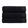 Christy Luxe 730gsm Cotton Towels - Black