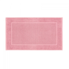 Christy Supreme Hygro 1000gsm Cotton Towelling Bath Mat - Blush