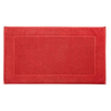 Christy Supreme Hygro 1000gsm Cotton Towelling Bath Mat - Coral