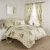 Vantona Country Madeleine Duvet Cover Set - Cream