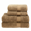 Christy Supreme Hygro 650gsm Cotton Towels - Mocha