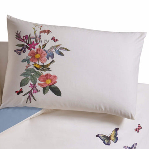 Oasis Ava Floral Housewife Pillowcase Pair - Multi