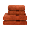 Christy Supreme Hygro 650gsm Cotton Towels - Paprika