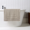 Christy Brixton 850gsm Cotton Shower Mat - Pebble