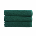 Christy Brixton 600gsm Cotton Towels - Emerald