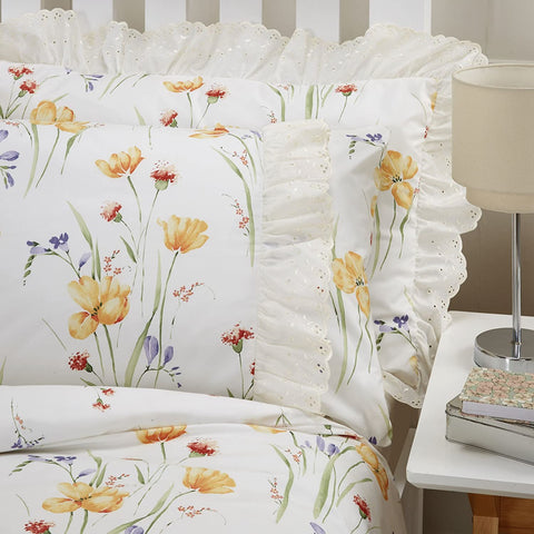 Vantona Country Vanessa Duvet Cover Set - Multi