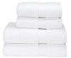 Christy Supreme Hygro 650gsm Cotton Towels - White