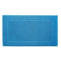 Christy Supreme Hygro 1000gsm Cotton Towelling Bath Mat - Cadet Blue