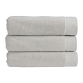 Christy Luxe 730gsm Cotton Towels - French Grey