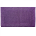 Christy Supreme Hygro 1000gsm Cotton Towelling Bath Mat - Orchid