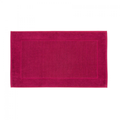 Christy Supreme Hygro 1000gsm Cotton Towelling Bath Mat - Raspberry
