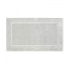 Christy Supreme Hygro 1000gsm Cotton Towelling Bath Mat - Silver
