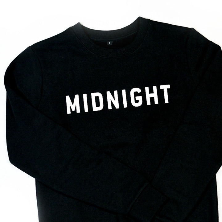 Sweat Midnight Noir - Taille XLARGE