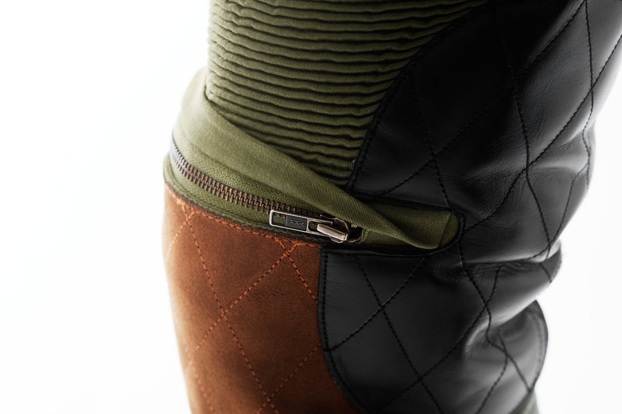 "Pantalon ""Captain"" Olive"