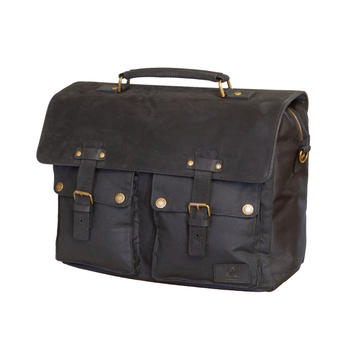 Sac Messager Cheadle Noir