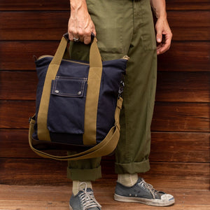 "Sac ""Buddy Daily"" navy homme"