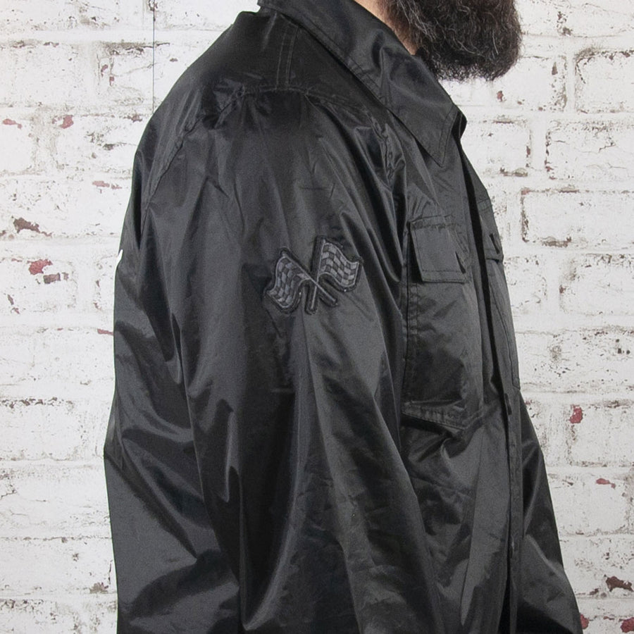 Roadie Coach Jacket Black
