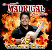 Conjunto Madrigal - 25 Golden Hits