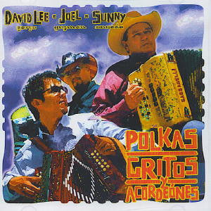 David Lee Garza - Polkas, Gritos y Acordeones
