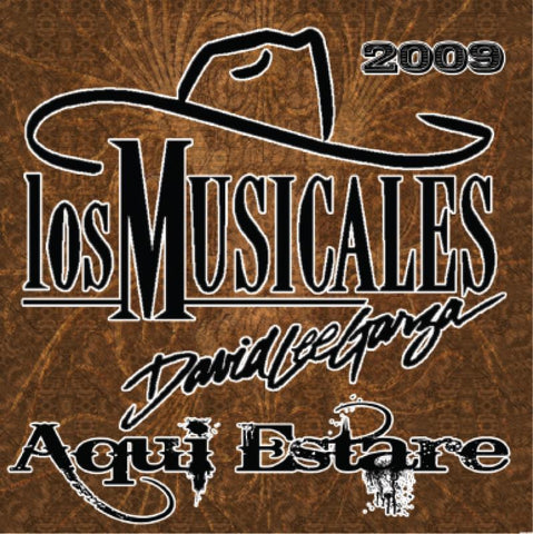 David Lee Garza - Aqui Estare