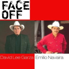 David Lee Garza - Face Off